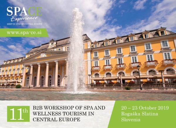SPA-CE Experience – butična poslovna borza zdraviliškega in wellness turizma že enajstič zapored predstavlja najboljša zdravilišča