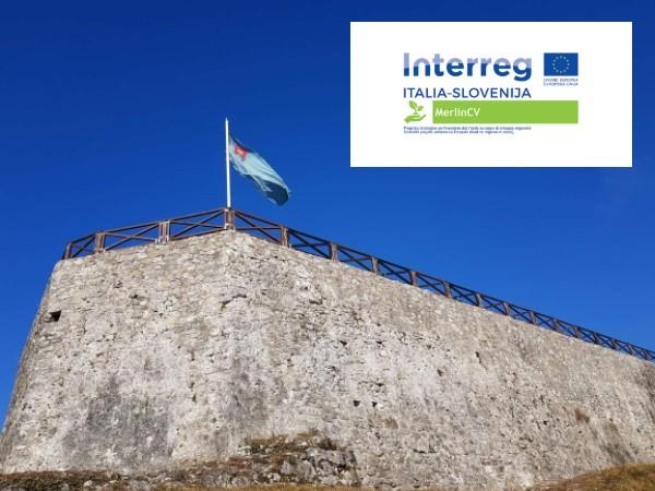 Čezmejni projekt Merlin bo v Tolminu obujal dediščino tolminskega gradu