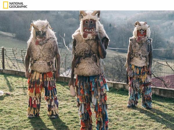 """Slovenske """"pošasti"""" odmevajo tudi na portalu National Geographic"""