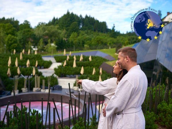 EDEN 2019: zmagovalka na temo »Turizem dobrega počutja« je Podčetrtek