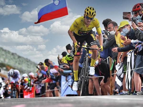 Z vsako zmago naših kolesarjev na Tour de France se krepi ugled Slovenije kot odlične športne destinacije