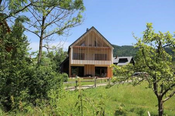 Novo v Bohinju: luksuzni apartmaji Residence Novak