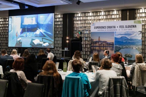 Slovenija se drugo leto zapored predstavlja v Avstraliji in Novi Zelandiji