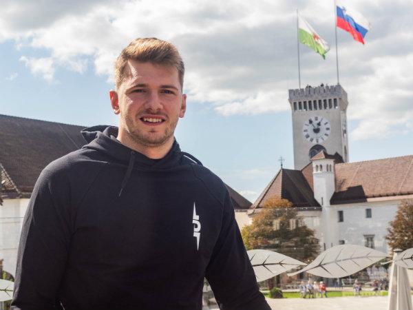 Luka Dončić, ambasador slovenskega turizma