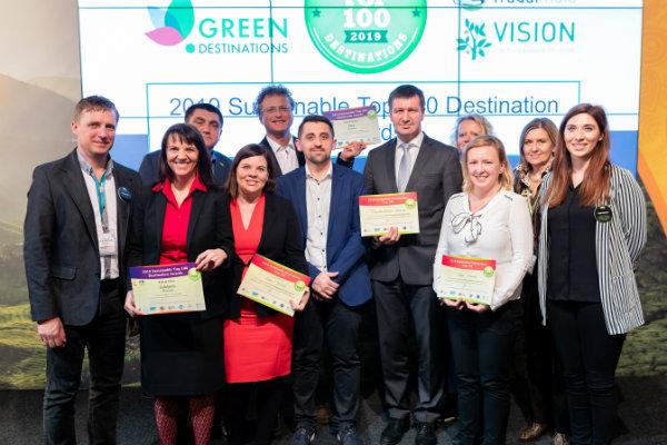 Destinacije iz Zelene sheme slovenskega turizma ponovno med najbolj trajnostnimi na svetu