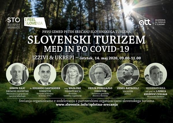 Izzivi in ukrepi slovenskega turizma med in po Covid-19