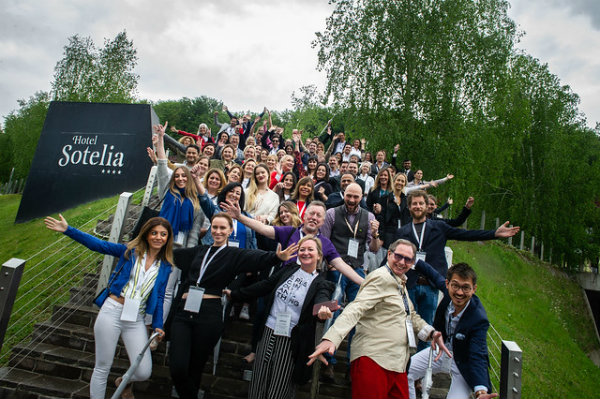 Navdušenje udeležencev Connections Wellbeing nad Slovenijo