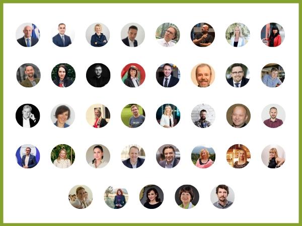 Pet spletnih srečanj privabilo več kot 2000 udeležencev