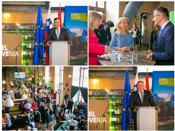 Slovenski poslovni turistični dogodek v Budimpešti letos nadgrajen z obiskom predsednika Vlade RS