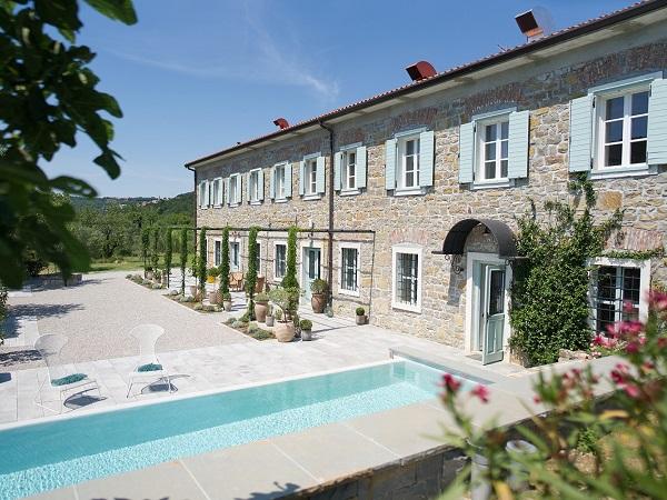 A new 4-star boutique accommodation: Villa Majda