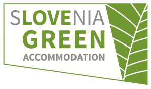 Accommodation providers with the Slovenia Green Label