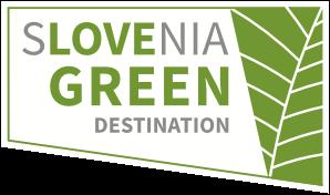 Slovenia Green destinacije